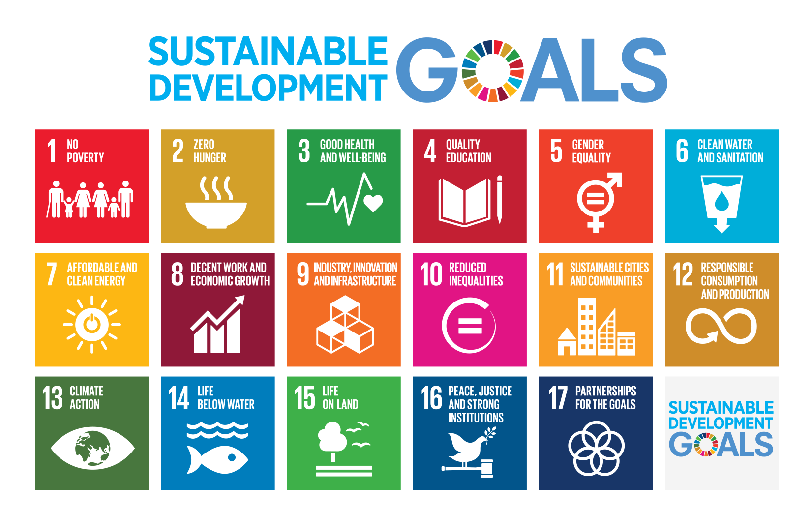 UN's Sustainable Development Goals (SDGs)