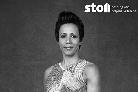 Sanlam supports Stoll Lecture with Dame Kelly Holmes news detail image
