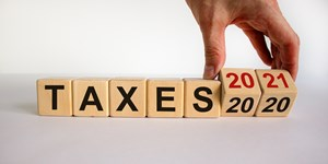Getting ready for tax year end - simple tax planning ideas post image